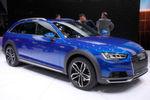 Bei Audi feierte die Allrad-Version des A4 Weltpremiere.