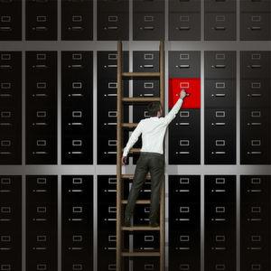 Das Management der Datensicherung und Archivierung.