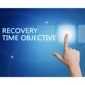 Was ist RTO, Recovery Time Objective?