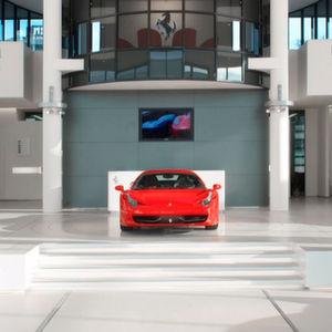 Moll-Gruppe kauft Ferrari Krüger