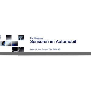 """Das Haus der Technik veranstaltet am 05.04.2016 und 06.04.2016 zum sechsten Mal die Tagung """"Sensoren im Automobil"""" ."""
