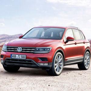 Die neue Generation des VW Tiguan soll nahtlos an die Erfolge des Vorgängermodells anknüpfen.