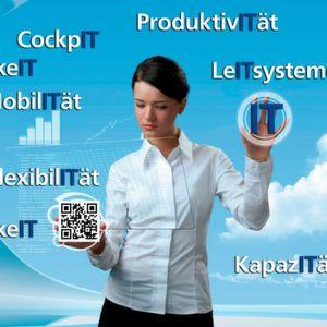 Intelligent vernetzte Akteure, Objekte und Dienste bilden das Internet der Dinge und Dienste (IoT).