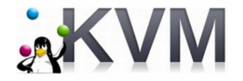 KVM (libvirt kommt unter anderem aujch mit NFS-Storage zurecht.