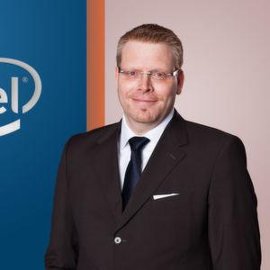 Christian Lamprechter, Geschäftsführer Intel Deutschland GmbH und Country Manager Deutschland und Österreich