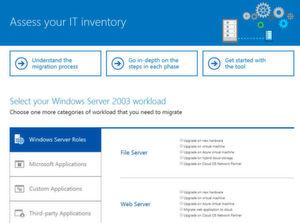 Mit dem kostenlosen Windows Server 2003 Migration Planning Assistant können Administratoren den Umstieg von Windows Server 2003 auf neue Versionen besser planen.
