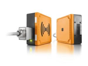 Der FreeCon Contactless von Weidmüller ermöglicht eine kontaktlosen Energieübertragung.