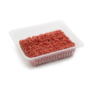 Gerade in fetthaltige Lebensmittel wie Fleisch können Weichmacher aus Verpackungen leicht eindringen.
