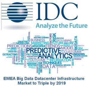 Big Data Analytics in EMEA: Unternehmen müssen und wollen jetzt einsteigen, erklärt IDC.