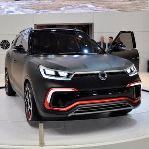 Ssangyong zeigte den XLV auf der IAA 2015 als seriennahe Studie. Wie das Auto endgültig aussieht, enthüllen die Koreaner erst im März in Genf.