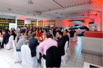 Zahlreiche Gäste: Der Einladung zur Eröffnung des Standortes im Duisburger Stadtteil Meiderich folgten zahlreiche Gäste.