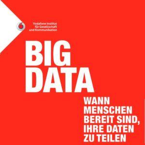 Vodafone-Studie zeigt auf: Die Europäer sind mehrheitlich skeptisch gegenüber Big Data.