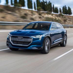 Das erste rein elektrische Fahrzeug von Audi wird im belgischen Brüssel ab 2018 produziert.