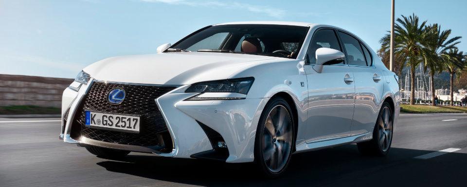 Lexus hat die obere Mittelklasse überarbeitet und bringt mit dem Modell GS einen Wettbewerber zu BMW 5er und Mercedes E-Klasse ins Rennen.