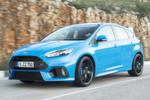 Allradantrieb statt Frontantrieb: Die jüngste Generation des Ford-Boliden überzeugt mit sportiven Leistungswerten. Der neue Focus RS erledigt den Startprint in 4,7 Sekunden und erreicht eine Spitze von 266 km/h.