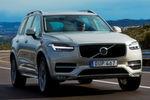 """Der Volvo XC90 sicherte sich nicht nur den Spitzenplatz bei den """"Großen Offroadern"""", er war gleichzeitig laut Euro-NCAP auch über alle Klassen hinweg das am besten getestete Auto im Jahr 2015."""