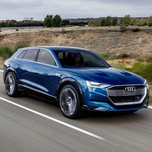 Ab 2018 soll das erste Elektroauto von Audi auf der Straße zu sehen sein.
