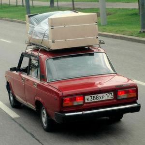 Fahren in Russland: Mit Gott und Radarwarner