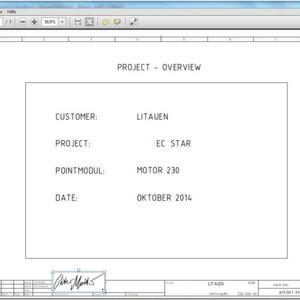 Seal Systems vereinfacht digitale Freigabeprozesse von CAD-Dokumenten durch die Einbindung einer digitalen Unterschrift.