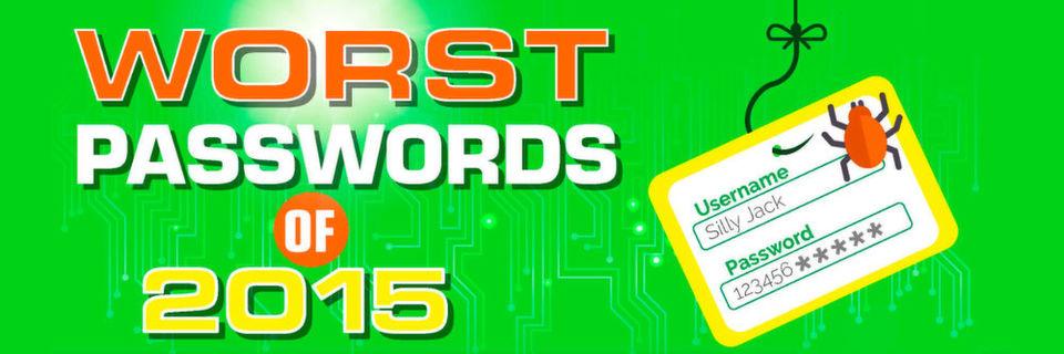 Hinsichtlich der beliebtesten Passwort-Sicherheit hat sich leider auch im vergangenen Jahr nicht viel getan.
