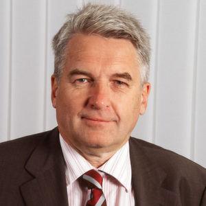 Professor Dr. Manfred Broy (TU München) betont die Notwendigkeit der internationalen Zusammenarbeit bei Industrie 4.0.