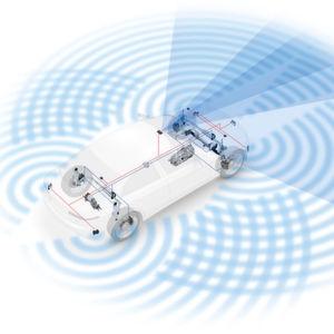 ZF stellt Weichen für das effiziente und autonome Fahren