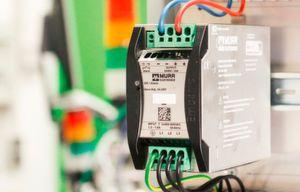 Die 3-phasigen Emparro-Schaltnetzteile der neuesten Generation von Murrelektronik ermöglichen optimale Stromversorgungssysteme.