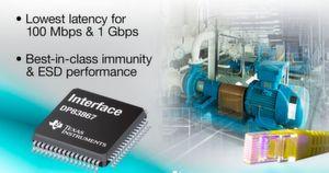 Die neue Familie industrieller Gigabit-Ethernet-PHYs erfüllt strengste EMI/EMV-Spezifikationen und sorgt für maximale Designflexibilität bei robusten Industrie-Anwendungen.