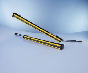 Der deTec4 Prime rundet das Erfolgskonzept im Bereich Sicherheits-Lichtvorhänge nach oben ab.