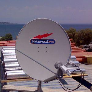 DSL-Unabhängigkeit durch Internet via Satellit