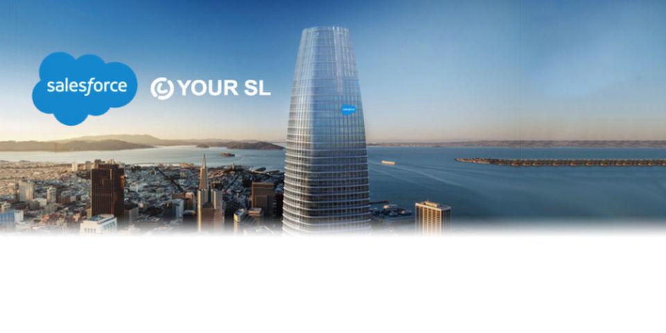 YOUR SL will von Ressourcen und Ökosystem eines weltweit führenden CRM-Anbieters profitieren.