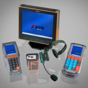 ACD kommt mit seinen widerstrandsfähigen MDE-Geräten zur Logimat nach Stuttgart.