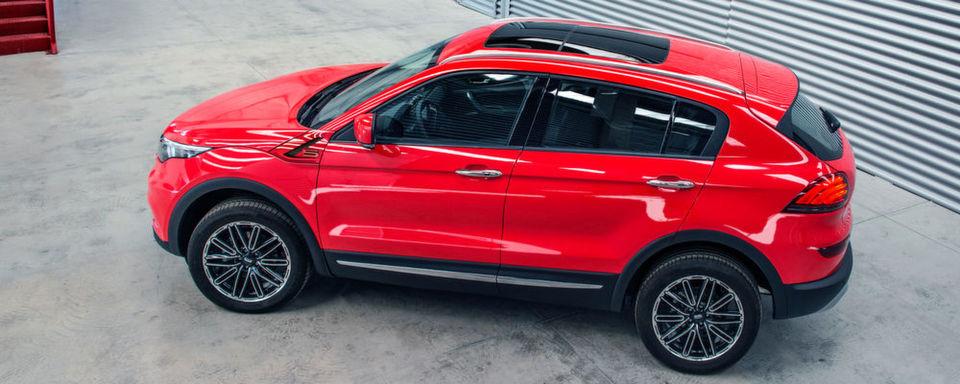 Qoros plant eine Neuausrichtung, auch mit neuen Modellen. Eines davon ist das SUV 5.