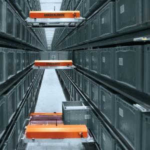 Das Lager-, Entnahme- und Transportkonzept Adapto soll es den Kunden ermöglichen ihren Dienstleistungsgrad zu maximieren.