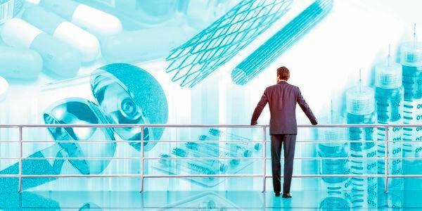 Wenn Medizintechnik- und Pharmaindustrie gemeinsam an neuen Lösungen für den Gesundheitsmarkt arbeiten, ergeben sich vielversprechende Perspektiven.
