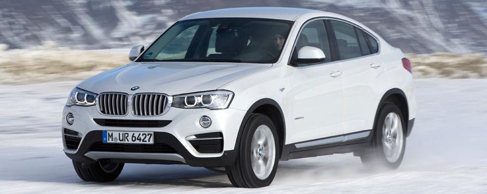 Mit dem X4 bieten die Bayern erneut ein X-Modell mit Coupé-Formen an. Wir durften den BMW X4 20d auf Herz und Nieren testen.