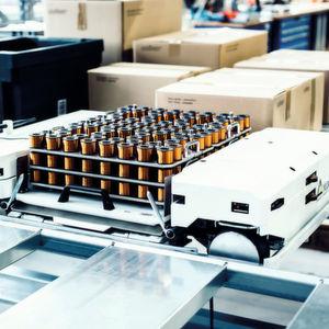 Mit der Weiterentwicklung des Ylog-Shuttles intensiviert Knapp Industry Solutions die Zusammenarbeit mit dem Mutterkonzern weiter.