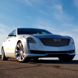 Cadillac CT6: Die neue Leichtigkeit