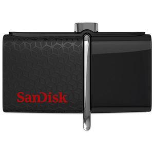 Sandisk verdoppelt Kapazität seines Dual-Sticks auf 128 GByte