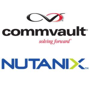 Commvault und Nutanix intensivieren ihre bestehende Partnerschaft.