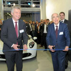 Der Entwicklungsdienstleister AVL hat am 26. Januar in Bietigheim-Bissingen bei Stuttgart sein neues Technologiezentrum offiziell eröffnet.