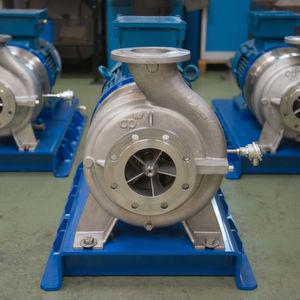 Eine Teillieferung der rund 30 MKP-Pumpen steht bei CP in der Produktion bereit.