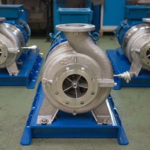 CP to Supply Magnetic Drive Pumps for Plant Expansion in Germany
