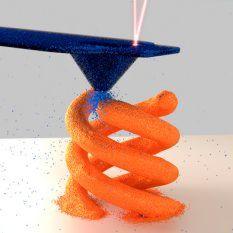 Winzige und komplexe 3-D-Objekte drucken