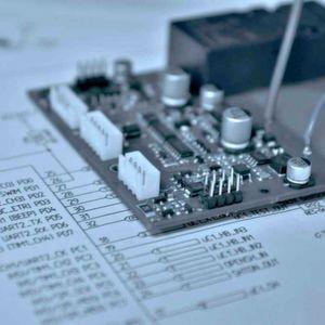 In Funktion und Design maßgeschneiderte Steuerungselektronik.