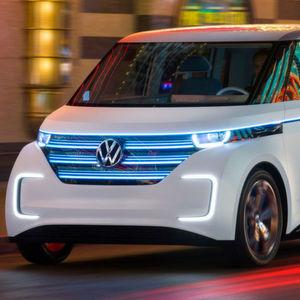 VW Budd-E: Vision vom neuen Volkswagen