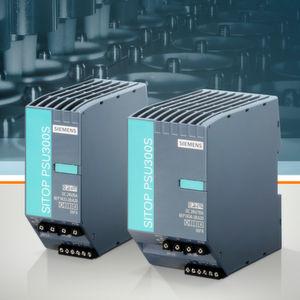Siemens erweitert seine Produktlinie Sitop smart um zwei besonders kompakte und flexibel einsetzbare Hutschienengeräte: Die neuen dreiphasigen Stromversorgungen mit 5 A sowie 10 A Ausgangsnennstrom lassen sich mit einer Breite von 50 mm bzw. 70 mm platzsparend einbauen.