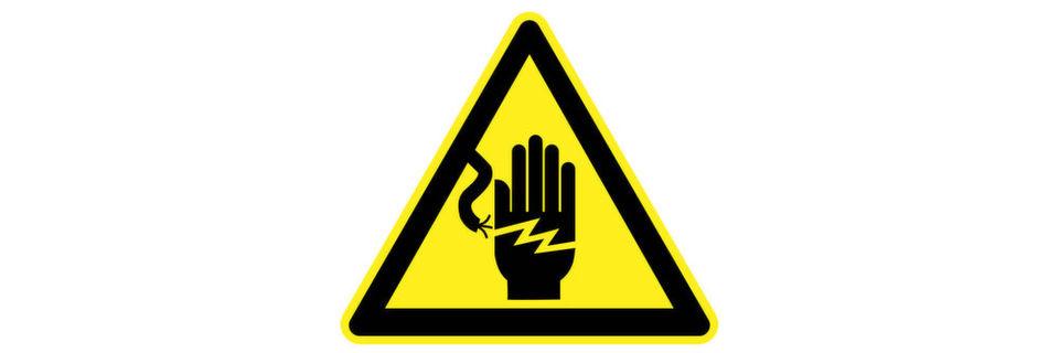 Bei bestimmten Netzteilen von Apple besteht unter Umständen Stromschlaggefahr.