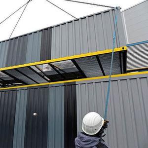 Hochsicherheits-IT-Container für die Treuhand Hannover