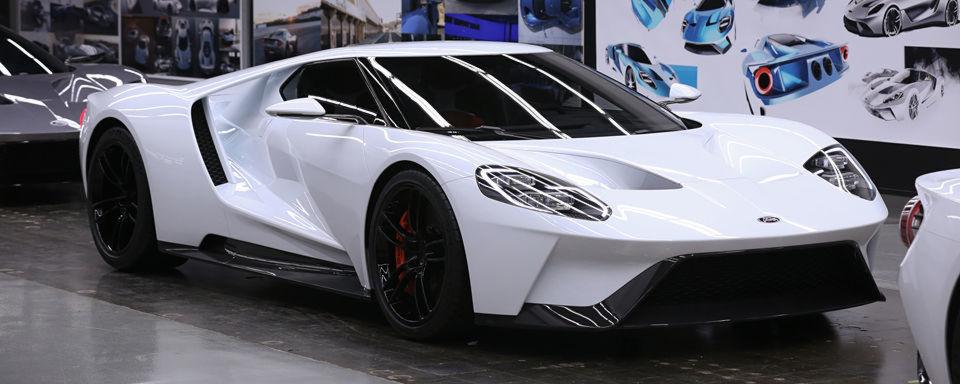 Ford will in Dearborn 250 GT-Modelle jährlich produzieren.